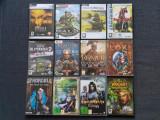 Lot 22 jocuri PC - Stalker, Halo, Counter, Devil May Cry, Sims, Total War, Loki, Actiune, Toate varstele, Single player