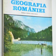 Manual Geografia Romaniei pentru clasa a XII-a 1995