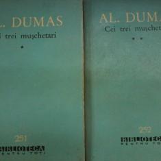 Al. Dumas - Cei trei muschetari (2 vol.)