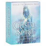 Carti Oracol Spiritele Cristalelor - Colette Baron-Reid