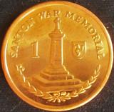 Moneda exotica 1 PENNY - ISLE OF MAN, anul 2014 *cod 1441 = UNC, Europa