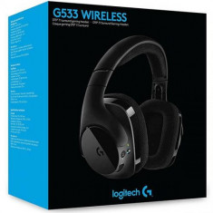 Casti Gaming Wireless LOGITECH G533