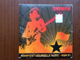 Manifest Yourself Music vol. 1 din revista sunete cd disc compilatie muzica rock