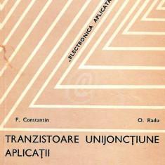 Tranzistoare unijonctiune. Aplicatii