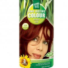 Vopsea de Par HennaPlus Long Lasting Colour Henna Red 5.64