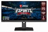 Cumpara ieftin Monitor Gaming IPS LED MSI Optix 29.5inch MAG301RF, WFHD (2560 x 1080), HDMI, DisplayPort, 200 Hz, 1 ms (Negru)