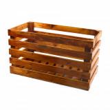 Ladita din lemn pentru depozitare fructe si legume