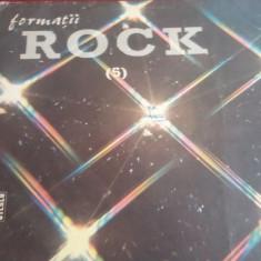 DISC VINIL  FORMATII ROCK 5