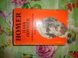 Homer - Iliada Odiseea ( in limba germana) 423+327pagini