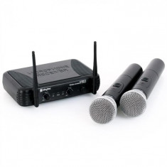 Skytec Microfon fără fir set STWM712 Skytec 2 canale
