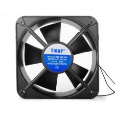 Cooler Ventilator 220V 200x200x60mm Patrat