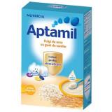 Cereale Aptamil Nutricia - Fulgi de orez cu gust de vanilie, 200g