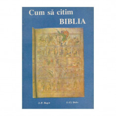 Cum sa citim BIBLIA