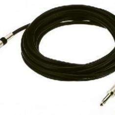 Cablu mono Jack 6.3 la Jack 6.3 Stage Line MCC-100/SW