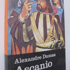 Ascanio (lb. maghiara) - Alexandre Dumas