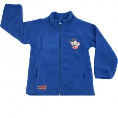 Hanorac maneca lunga baietei Disney Mickey Mouse 900-120B1, Albastru
