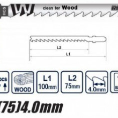 Set panze lemn ferestaru pendular 2Buc, Raider
