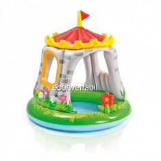 Piscina gonflabila Royal Castle Baby Pool Intex 57122NP