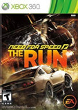 Need for Speed - The Run - NFS - XBOX 360 [Second hand], Curse auto-moto, 3+, Multiplayer