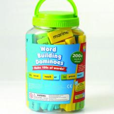 Domino pentru construit cuvinte PlayLearn Toys