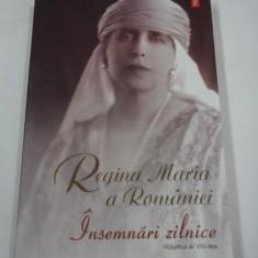 Regina Maria a Romaniei - Insemnari zilnice 1 ianuari-31 decembrie 1926 - volumul VIII