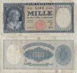 1947 (20 III), 1.000 lire (P-82) - Italia!