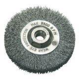 Perie sarma cu filet Proline, tip circular, 100 mm
