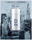 Carolina Herrera 212 Men Aqua EDT 100ml pentru Bărbați produs fără ambalaj