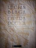 Lucian Blaga - Opera poetica (Humanitas)