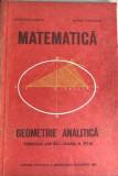 Matematica manual pentru clasa a XI-a