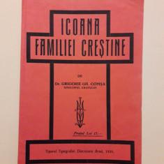 Icoana familiei crestine - Grigore Gh. Comsa 1934 / C21P