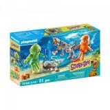 Cumpara ieftin Playmobil Scooby-Doo! Aventuri Cu Fantoma Scafandru