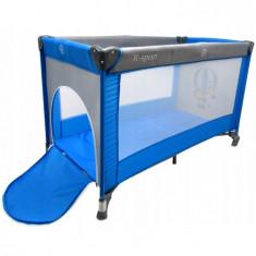 Patut pliabil R-Sport K1 - Albastru