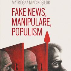 Matrioska mincinosilor | Marian Voicu