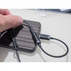 Adaptor audio motorola skn6474a, usb type-c la jack 3,5 mm original bulk