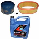 Kit pentru schimb ulei + filtre Dacia Supernova, Solenza Elf 01 8469