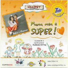 CD Andra Și Răzvan – Mama Mea E Super !, original