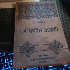 LA GURA SOBEI INTERBELICA EDITURA CARTEA ROMANEASCA EDITIA A TREIA H3
