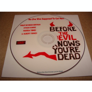 DVD - Before the devil knows you're dead