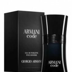 Apa de toaleta Giorgio Armani Code Pour Homme, 30 ml, pentru barbati
