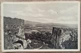 Cetatea Deva, Curtea// CP, Necirculata, Printata