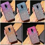 Husa silicon cu sclipici Samsung Galaxy S9 / S8 / S8 Plus / S8+, Alt model telefon Samsung, Albastru, Auriu, Mov, Negru, Roz
