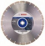 Bosch Professional disc diamantat 350x20/25.4x3.1x10 mm pentru piatra