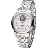 Cumpara ieftin Ceas dama Tissot Lady Heart Automatic, Argintiu, T050.207.11.011.04