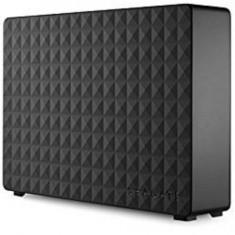 HDD Extern Seagate Expansion Desktop, 3.5 inch, 4TB, USB 3.0 (Negru)