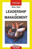 Leadership Si Management | Mielu Zlate