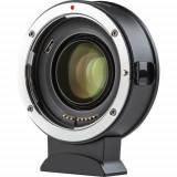 Adaptor montura Viltrox EF-Z2 Auto Focus Speed Booster de la Canon EF/S la Nikon-Z mount