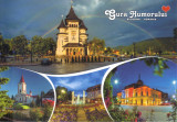 Carte postala Bucovina SV149 Gura Humorului - Colaj