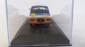macheta renault 12 gordini tour de corse 1975 - atlas, 1/43, noua.