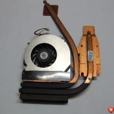 Heatsink + cooler Compaq 8210p 452199-001 45227-001